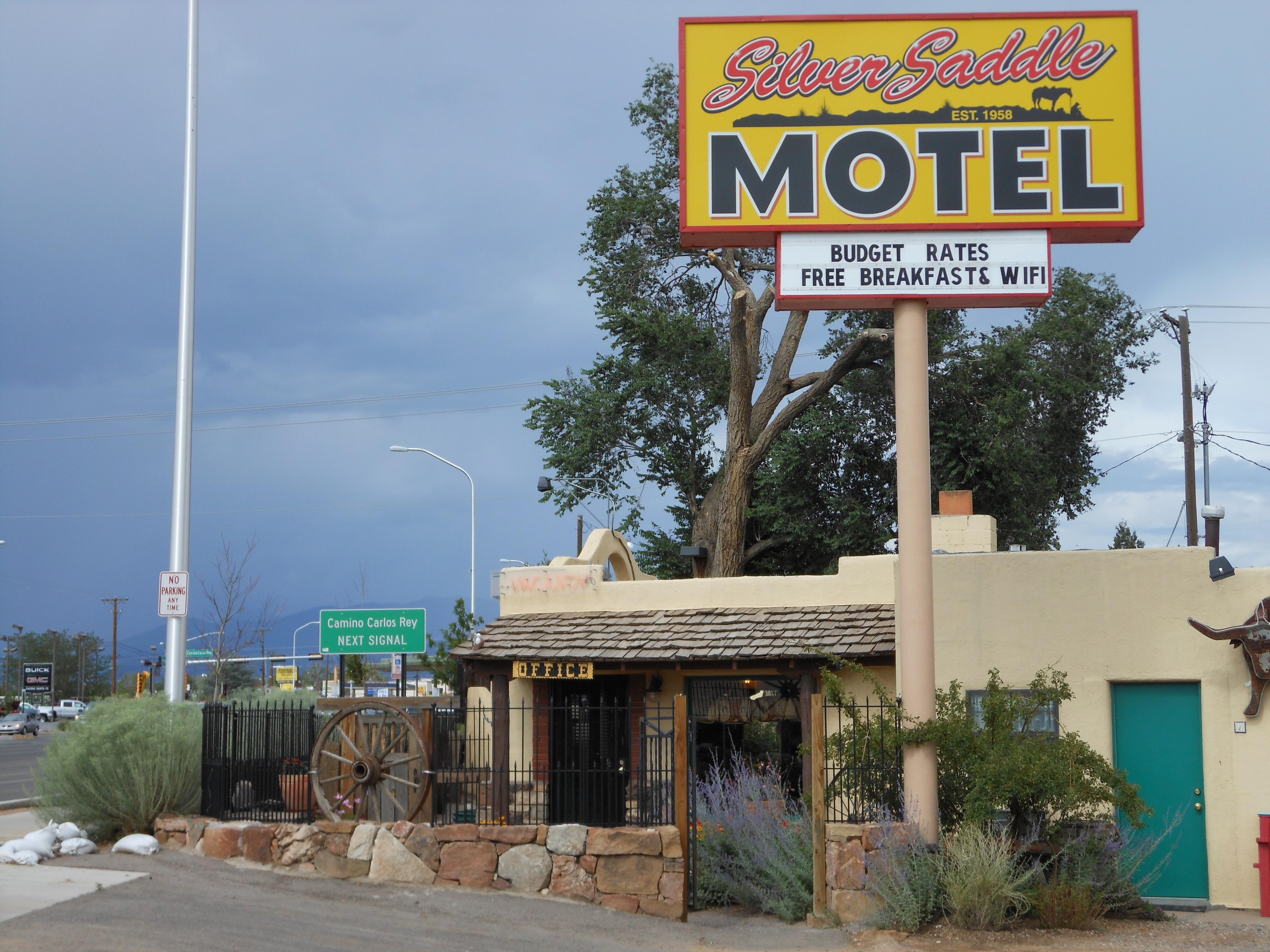 route 66 santa fe 2013 sauro motel sauro motel. Black Bedroom Furniture Sets. Home Design Ideas