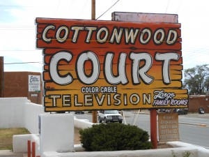 Cottonwood Court, Santa Fe